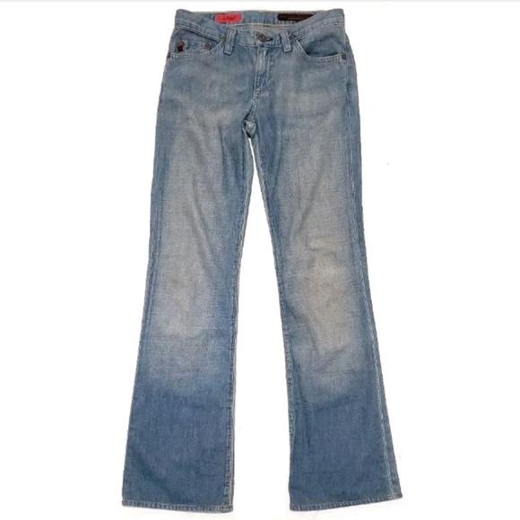 Ag Adriano Goldschmied Denim - AG Adriano Goldschmeid Womens Jeans Size 24 Angel